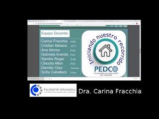 Curso PEDCO - Parte 2 - Comenzamos con la práctica - Carina Fracchia