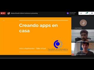 Desarrollo de Apps para Estudiantes Secundarios - Parte 1