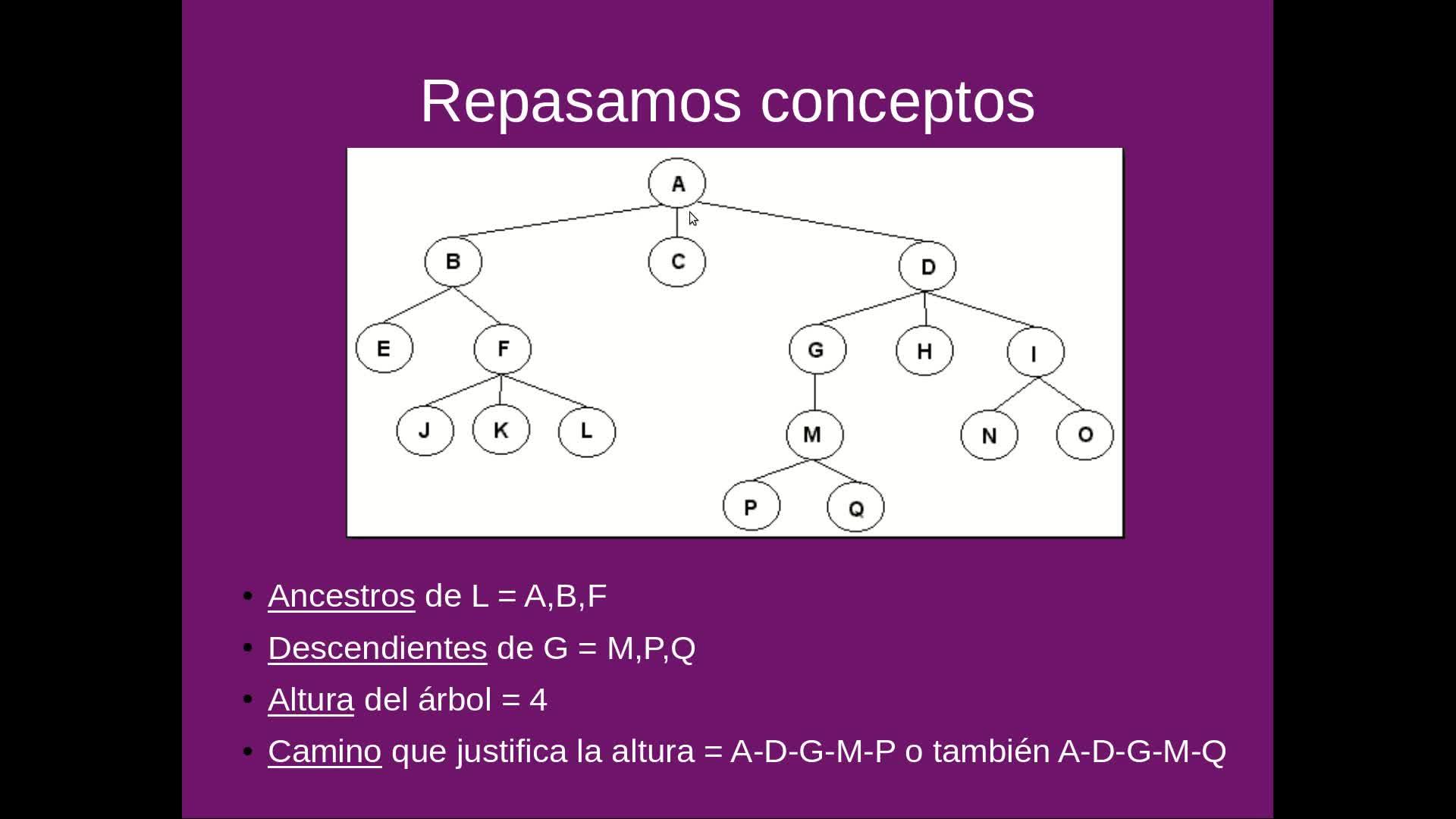 EDAT - Video 3.3 - Árbol genérico (Parte 1)