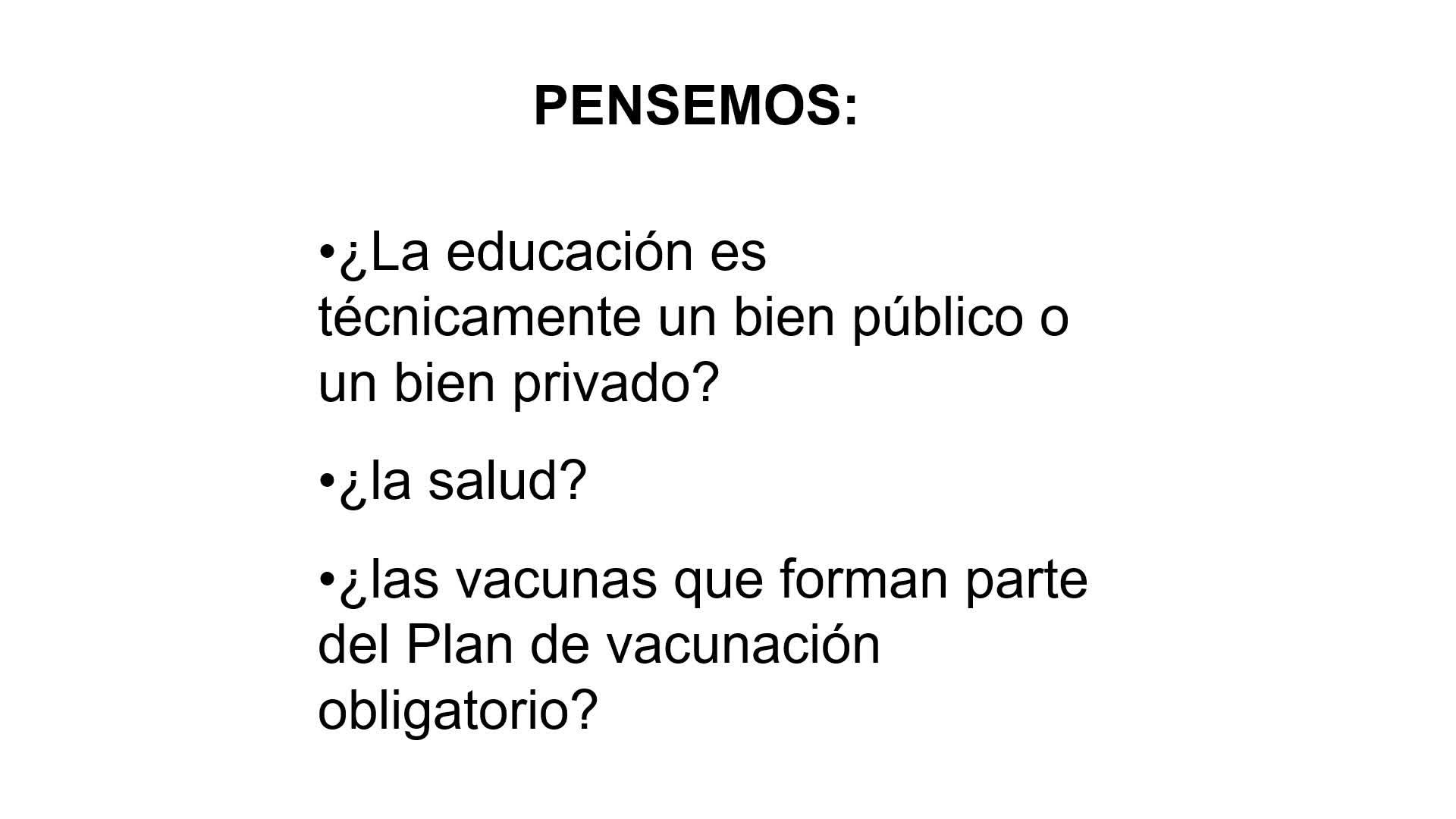 Finanzas Públicas UNIDAD 2 Bs Publicos Externalidades
