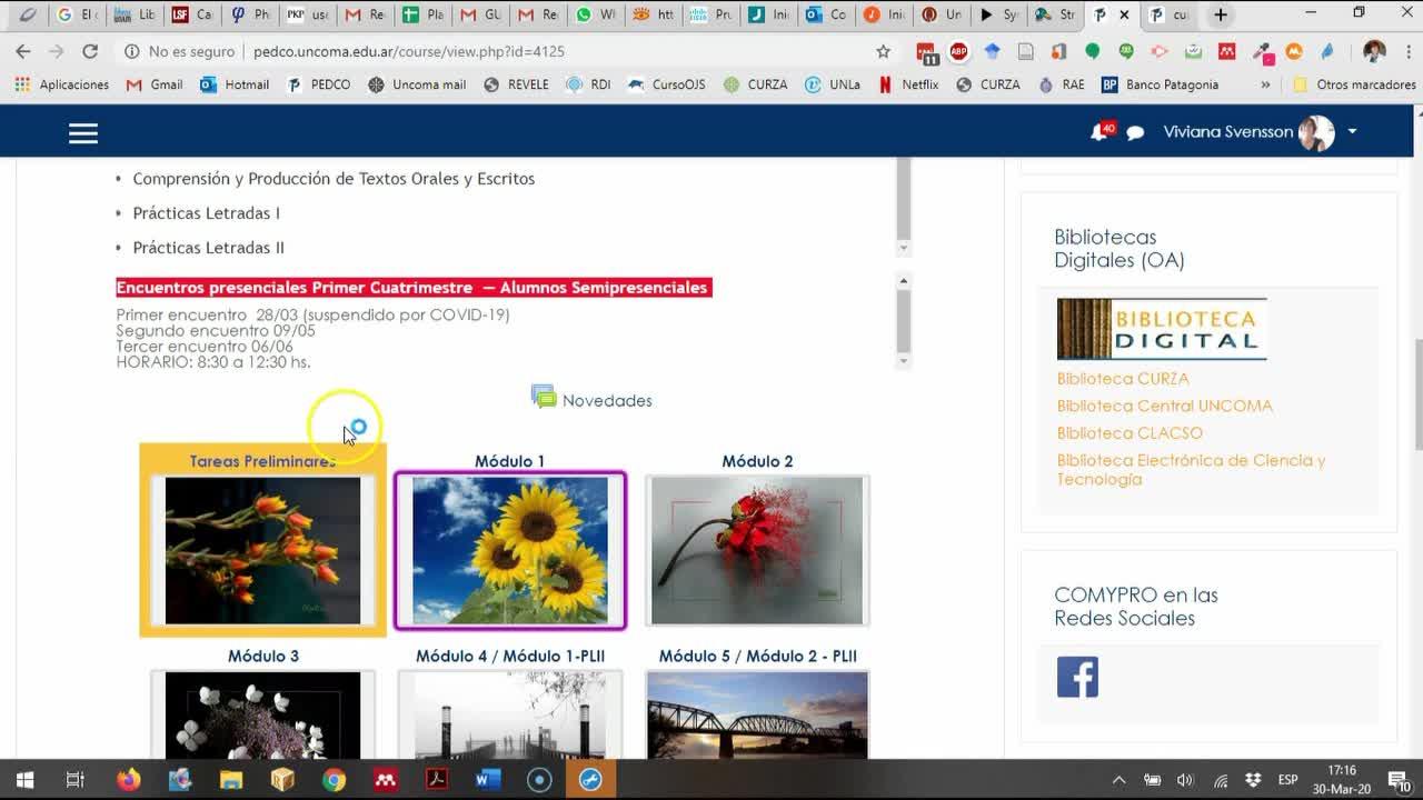ProfesoradoLLC-COMYPRO-Instructivo de navegación del aula virtual