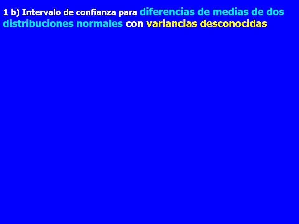 Teoria 4.4 - Intervalos para diferencia de medias y proporciones