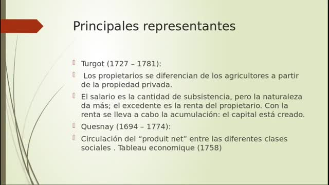 Clase 3. Segunda parte. Introducción a la Economía