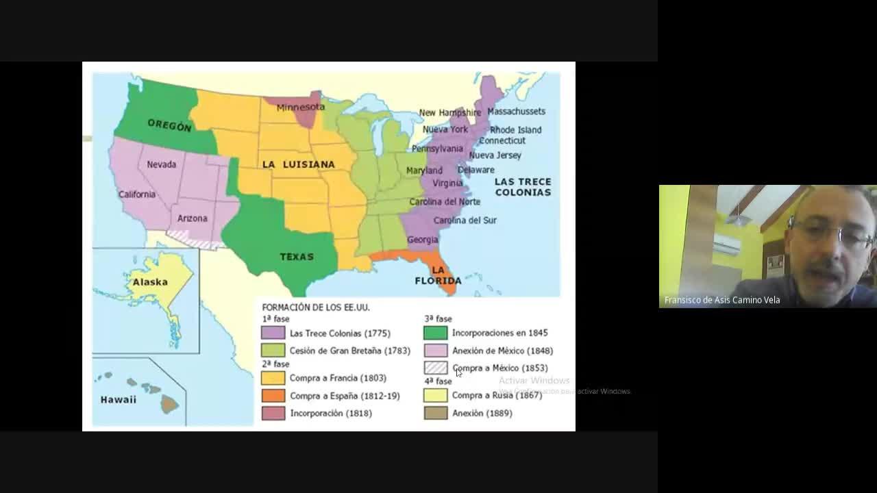 6.1 Clase Unidad II EEUU 5ta 5 de mayo
