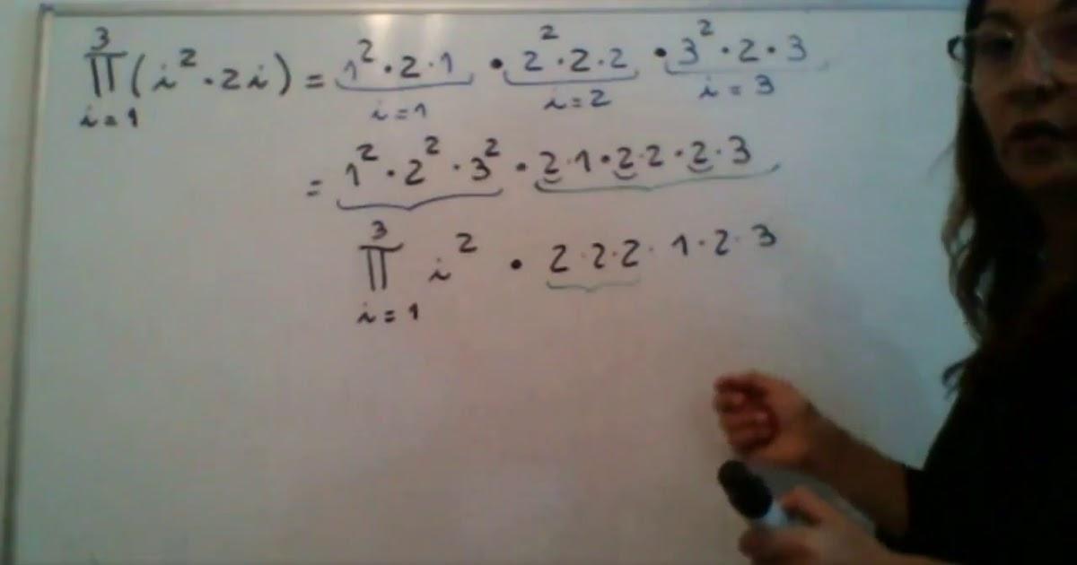 Elementos de Algebra - PRODUCTORIA (Clase del 6/05/2020)