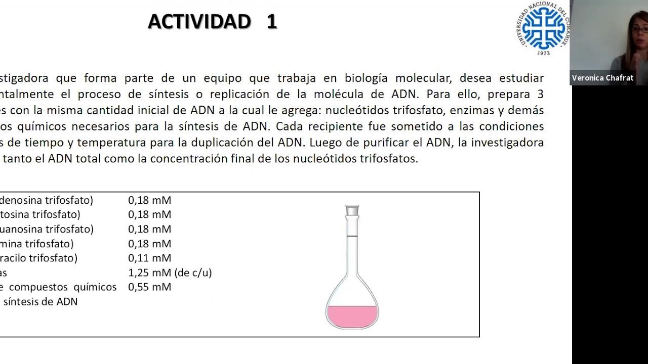 IBH FACIMED- CO: TP 6 Replicación ADN CE