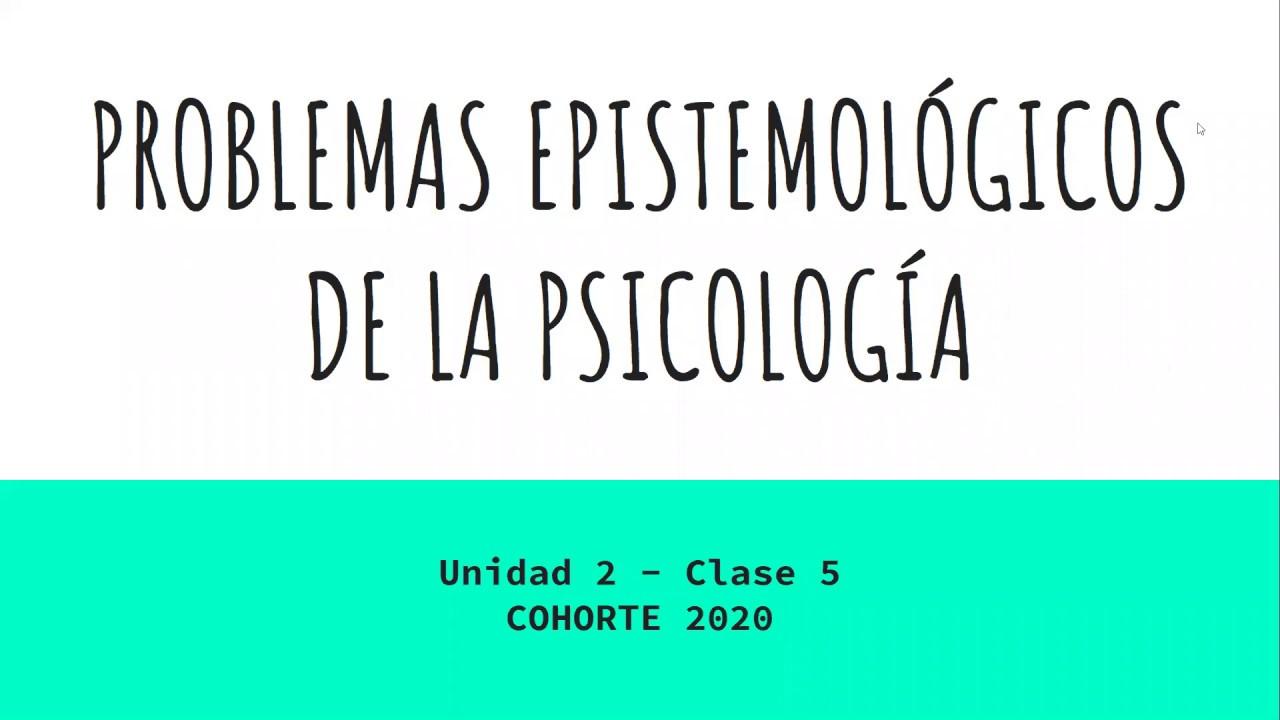 PEP2020 - Unidad 2 - Clase 5a