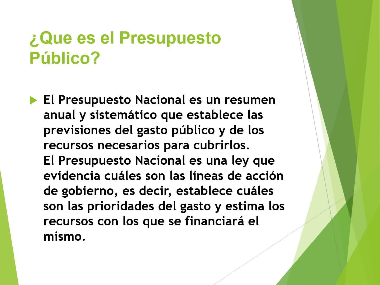 Finanzas Publicas-Unidad 3-Primera parte