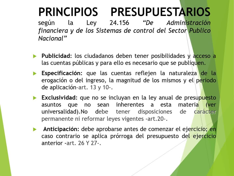 Finanzas Publicas-Unidad 3-Segunda Parte
