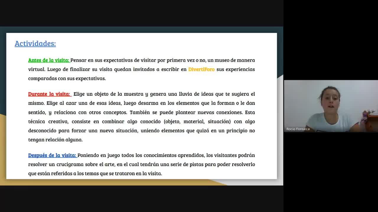 Práctica Profesional III - Carrera Guía de Turismo Sede Neuquén