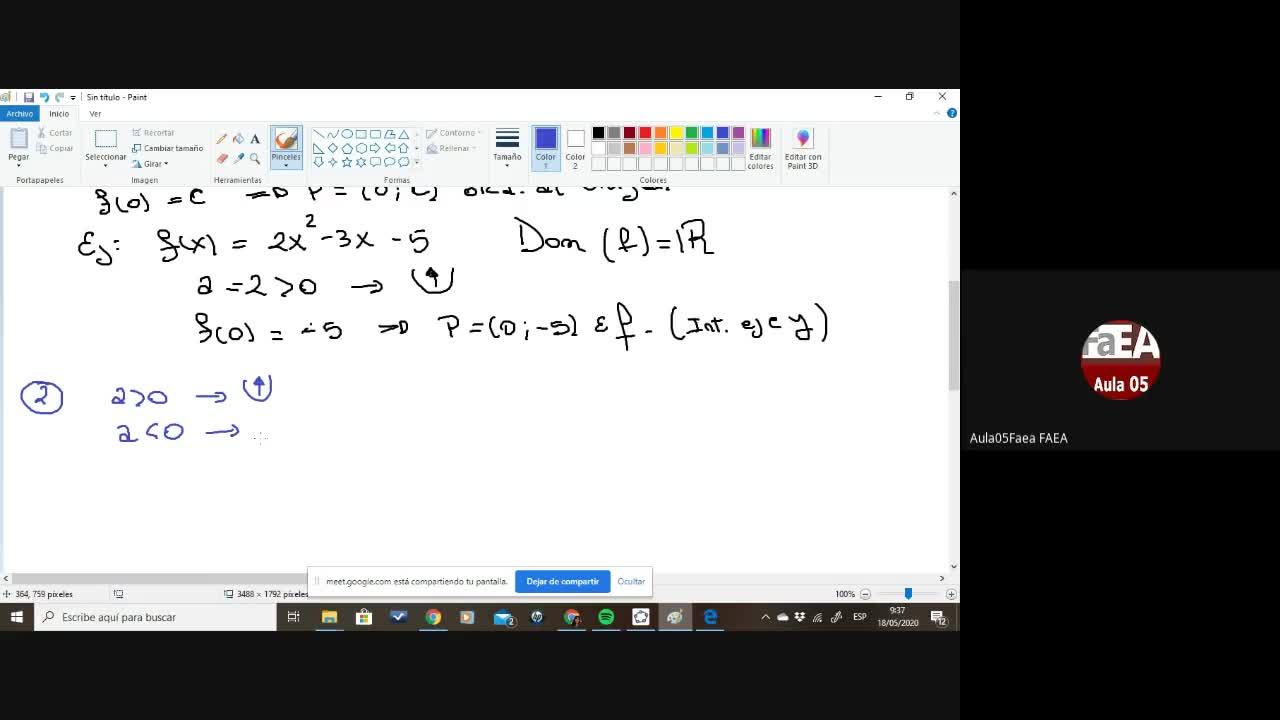 Matemática 1-Módulo 2 (Prof. Cerda)