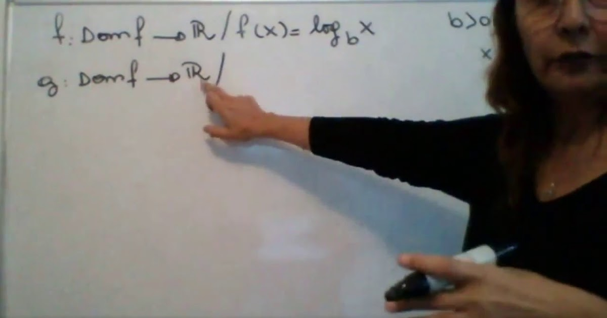 Matemtica 1 (M1) Funcion logaritmica