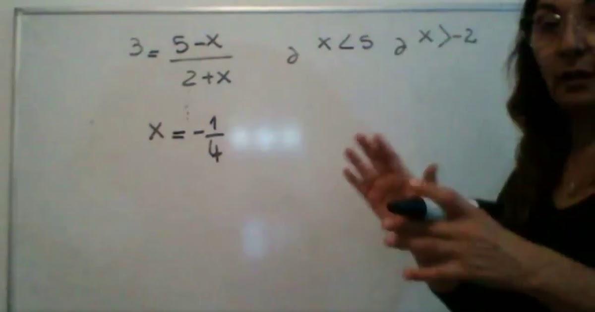 Matemtica 1 (M3) Logaritmo - ecuaciones