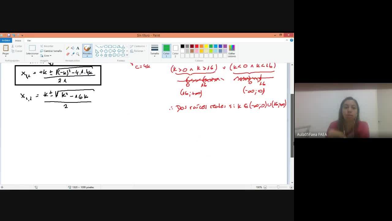 Matemática 1- Módulo 2