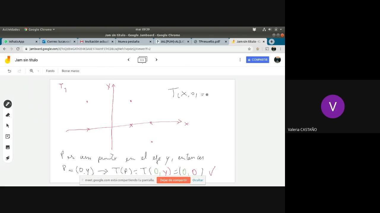 1Consulta Introducción al Álgebra Lineal- Álgebra lineal 1. 26 de mayo