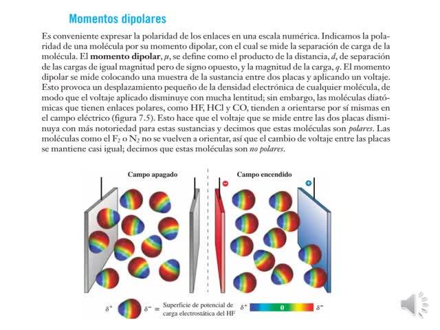 Geometría de moléculas -TRPECV