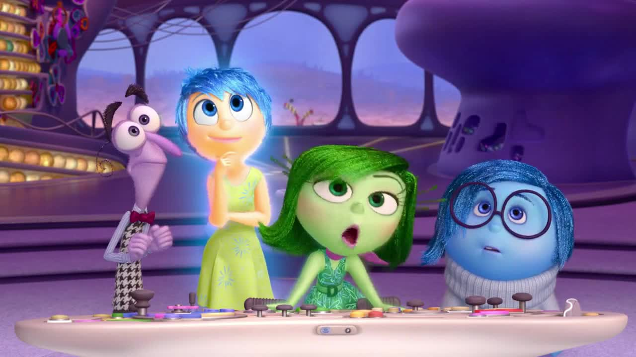 Inside Out - Memory