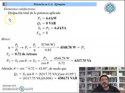 Tema 3 - Potencia ca ejemplos