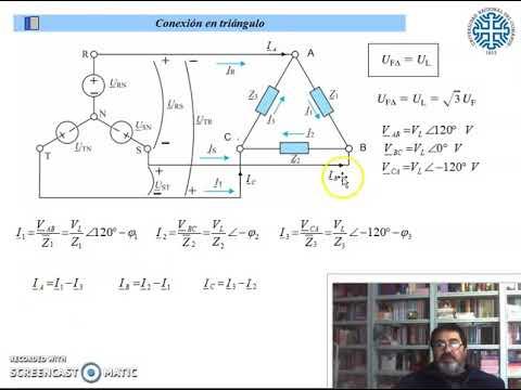 Tema 4 - Conexión triangulo