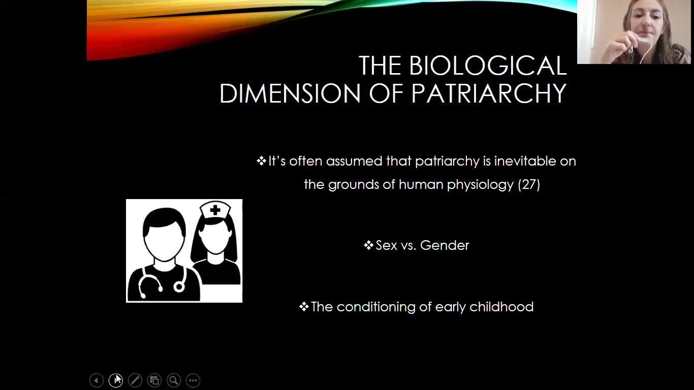 Feminist criticism - part 1
