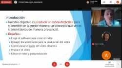 Webinar - Guía para hacer screencast con OBS