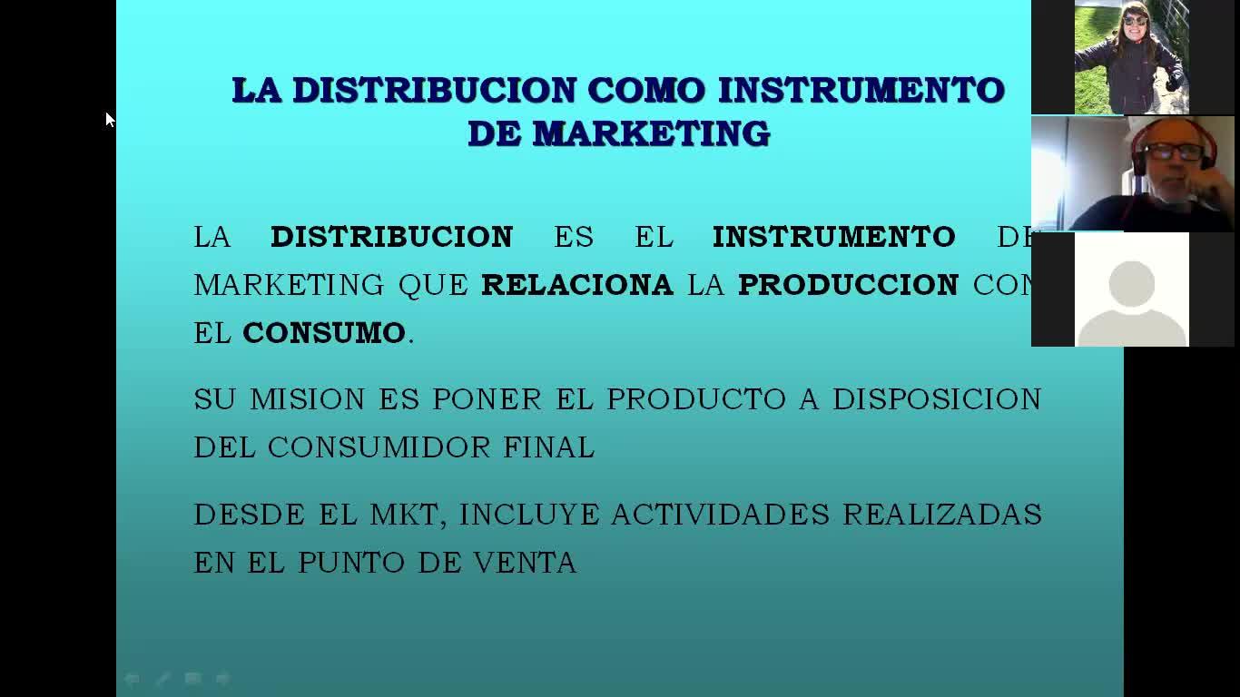 Clase Distribución parte 1