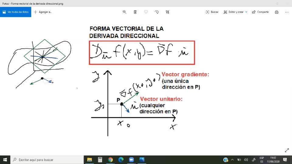 AUZA AMII Clase 50/ 2020-06-17 Gradiente4