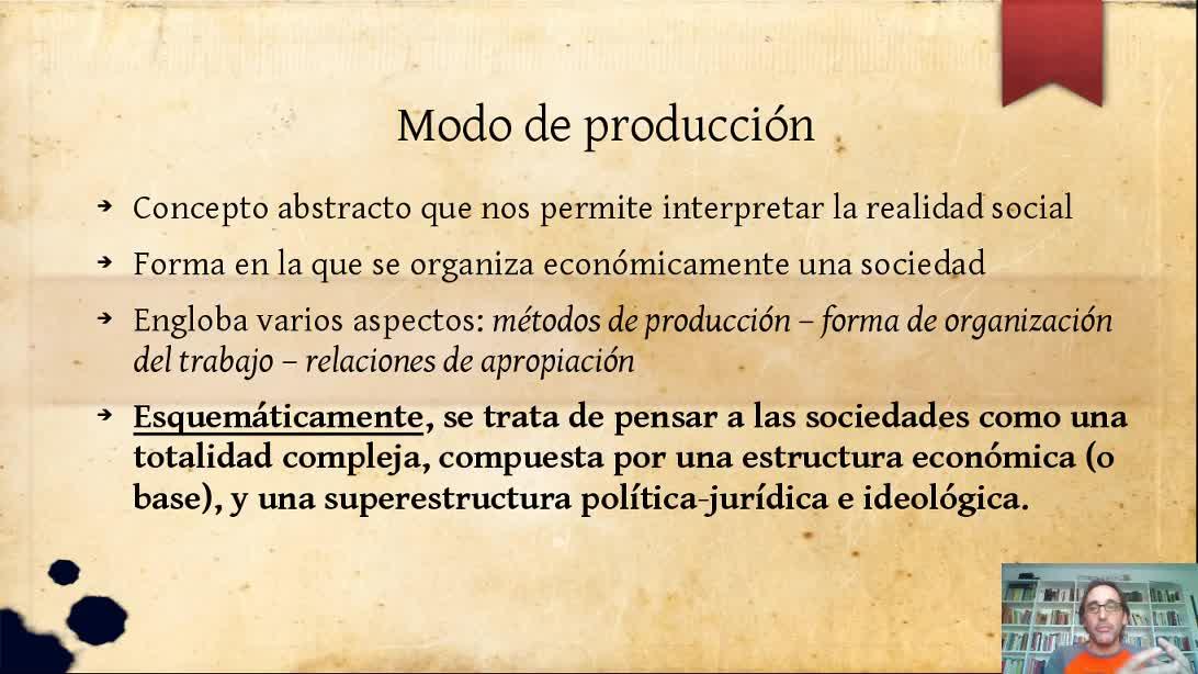 Intro Hist Bari 2020 - Materialismo Hist- #4