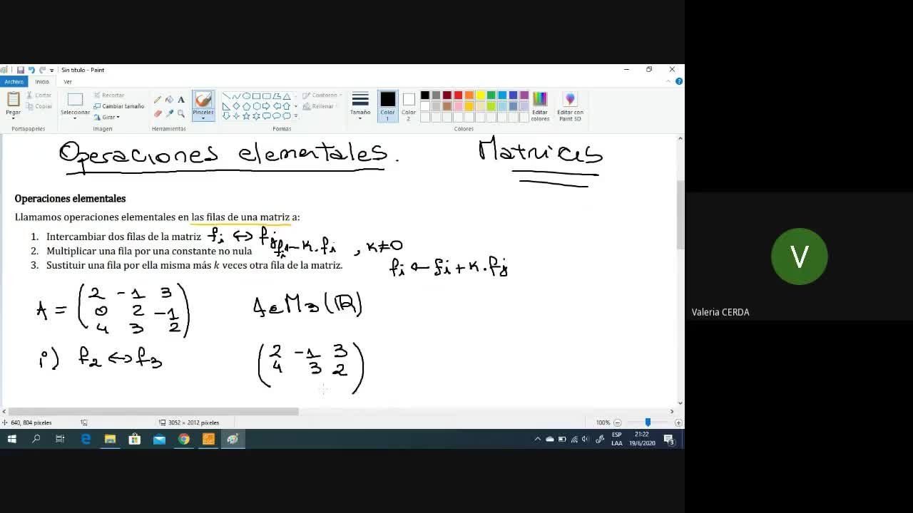 Matemática 1 - Módulo 2