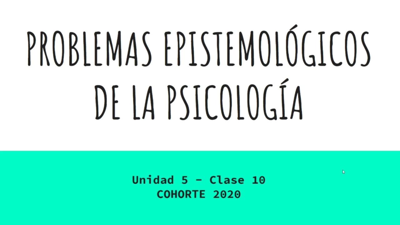 PEP2020- Unidad 5 - Clase 10 a