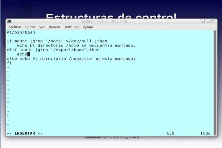 FAI - TUASSL - Automatización y scripting - Clase 4.1 (2020)