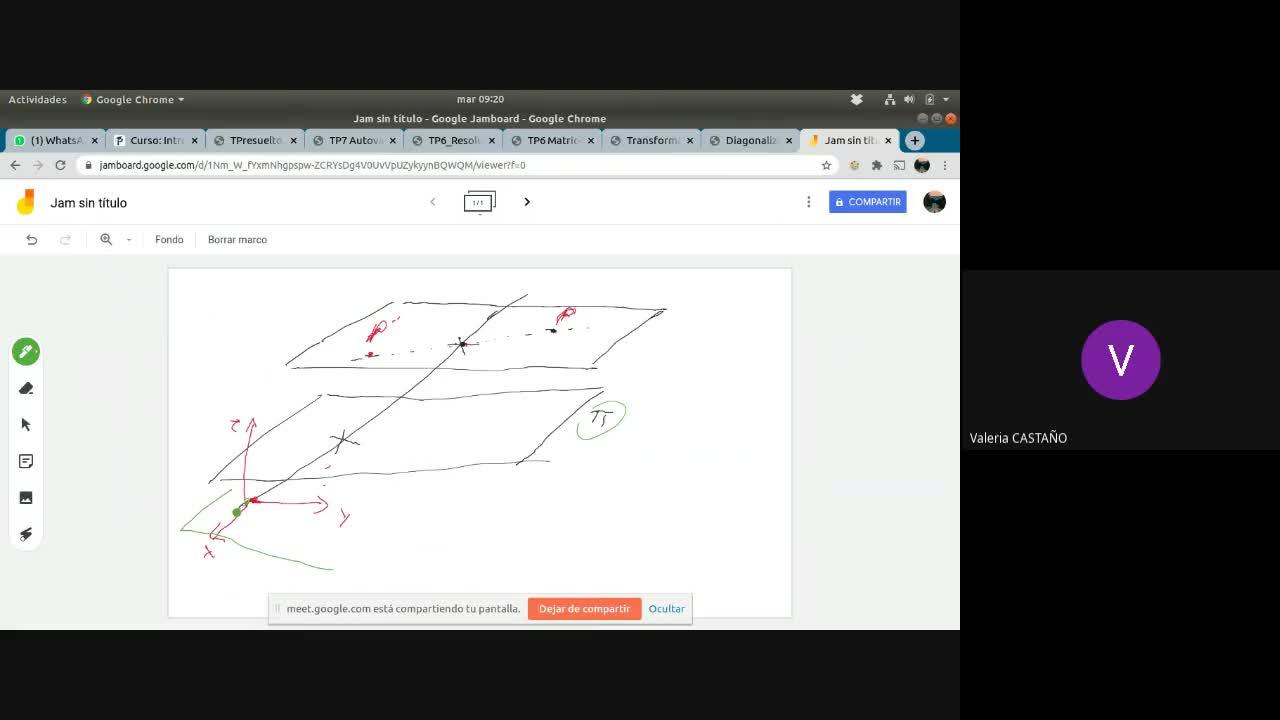 6Consulta Introducción al Álgebra Lineal- Álgebra lineal 1. 30 de junio