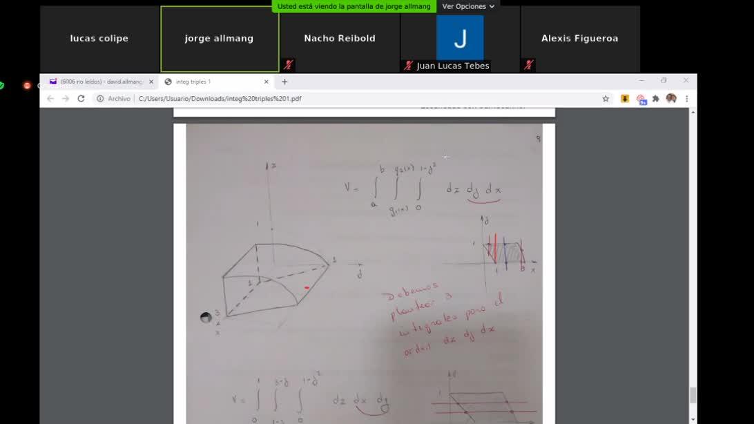 teoria tercera parte Integrales triples