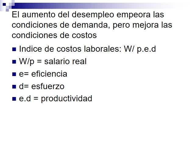 Clase 38. Ciclos Económicos