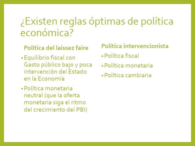 Clase 40. Sector Público y Política Fiscal