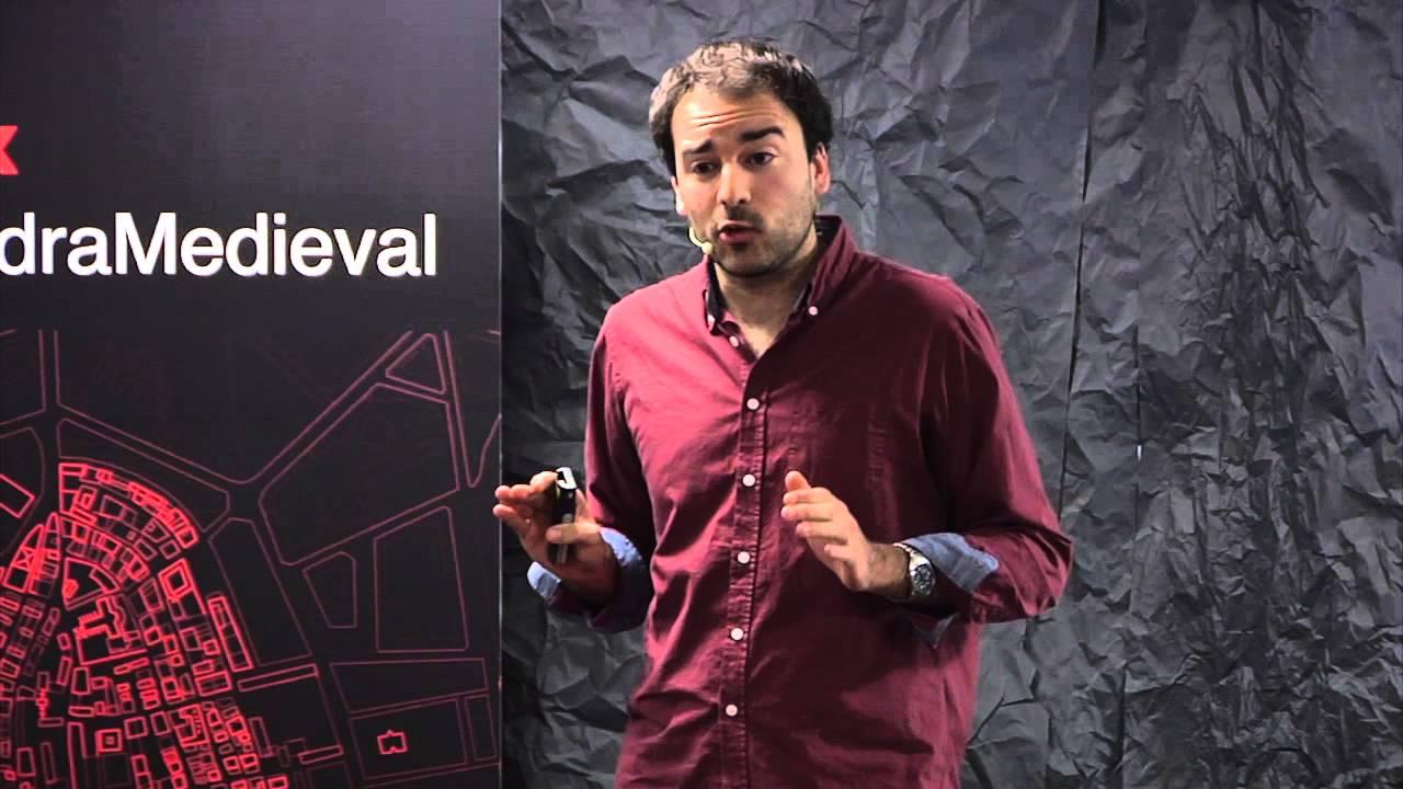 El futuro de la alimentacin, seguro que es por aqu? | Aitor Snchez Garca | TEDxAlmendraMedieval