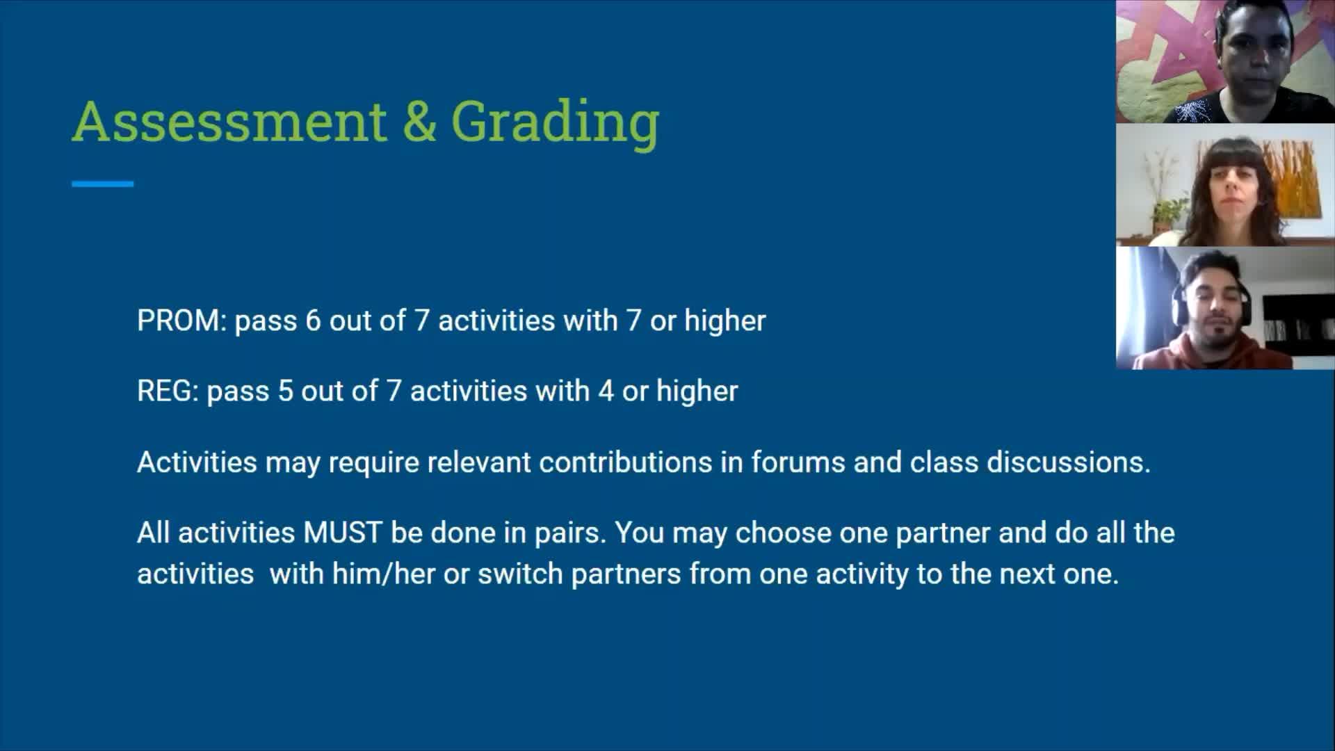 Presentation English Grammar 2