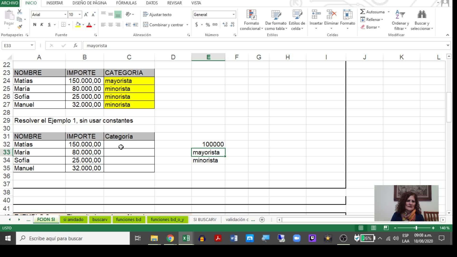Excel 2_Función SI
