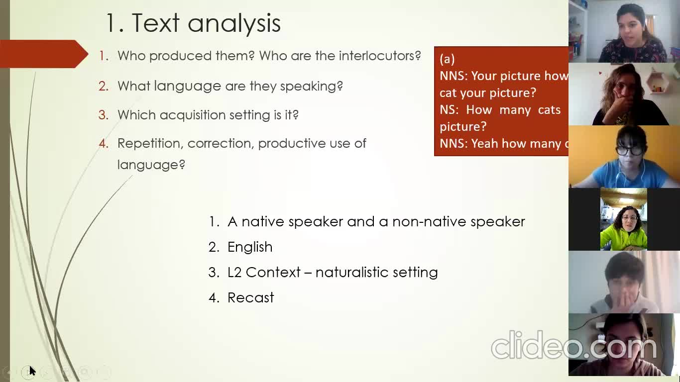 Unit 1_First and Second language acquisition_general characteristics