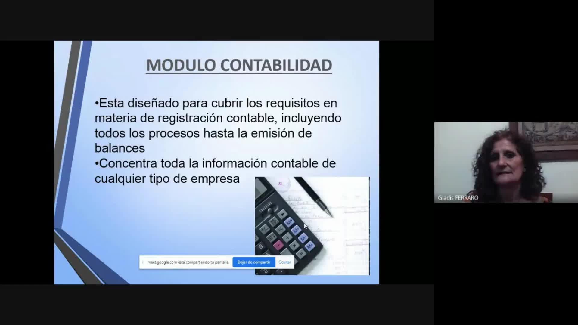 Clase teórica:Tango Gestión_Introducción y Módulo Contable
