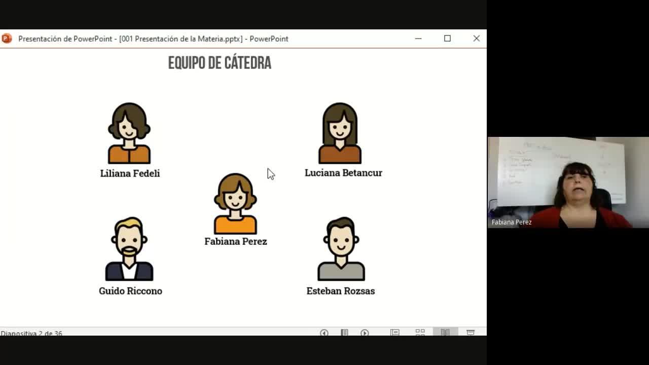 Video Encuentro Sincrónico Agosto
