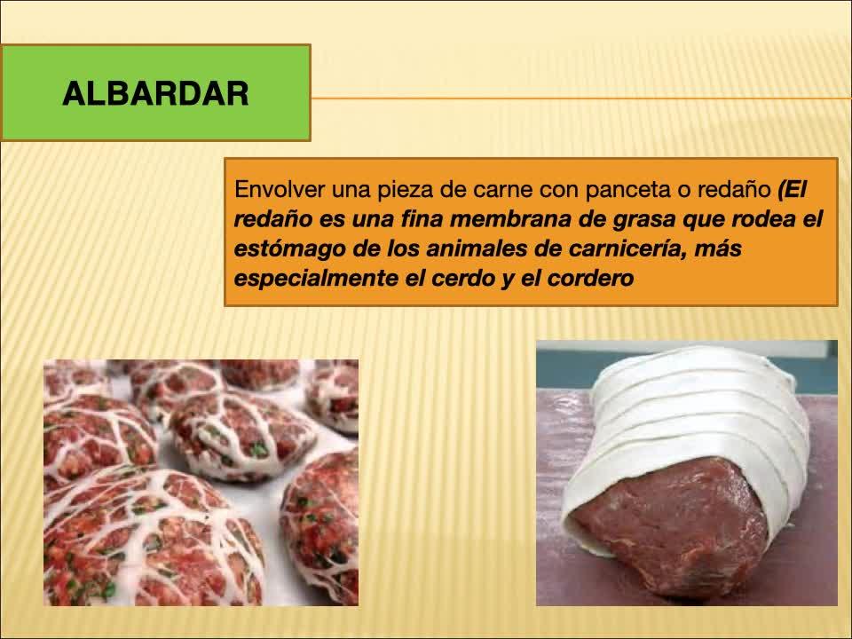 CLASE 2 Métodos de cocción aplicables a carnes rojas y vegetales