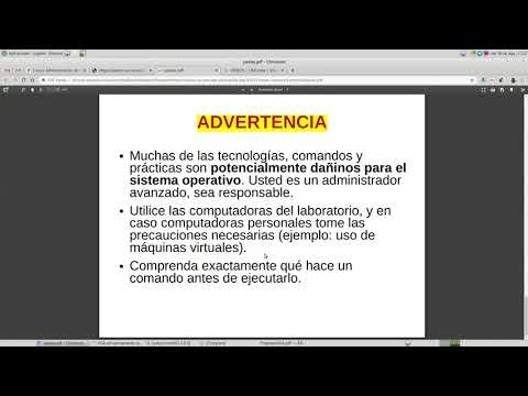 ASA - UNCOMA - Pautas de cursado e informacin general
