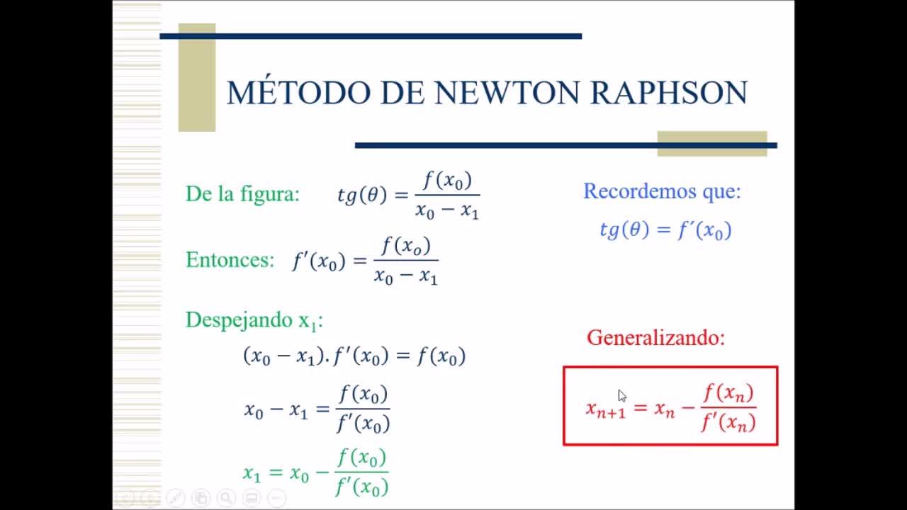 Cálculo Numérico - Video 4