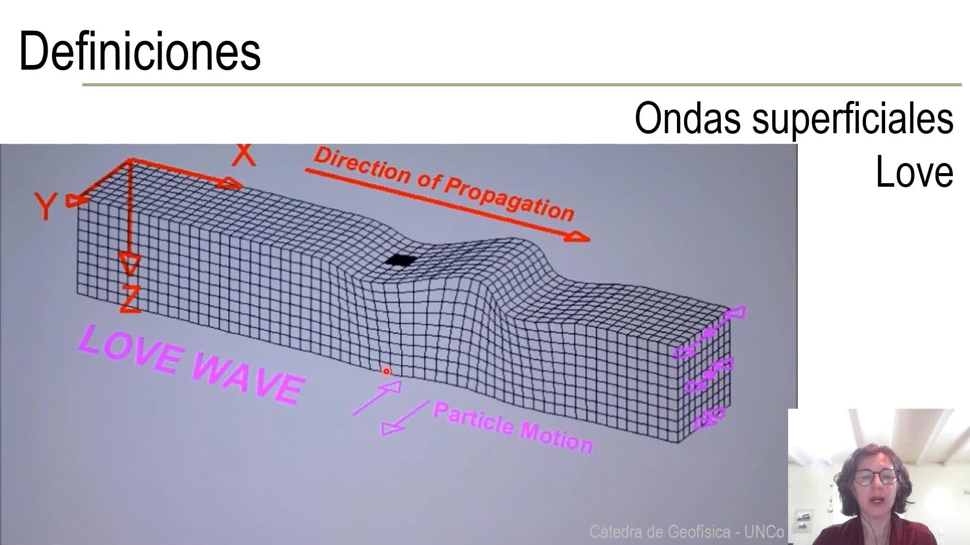 Geofísica - Sismología natural - Clase teórica (1 de2)