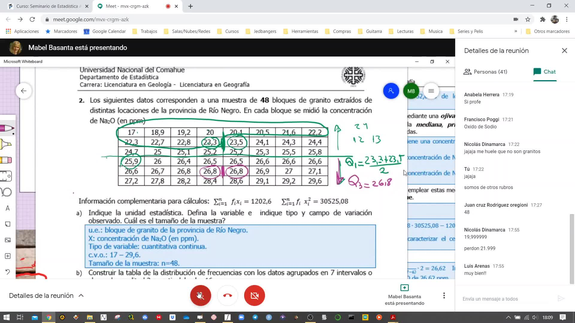 2020-09-01 Estadística Geología - Práctica 1 - Parte 3