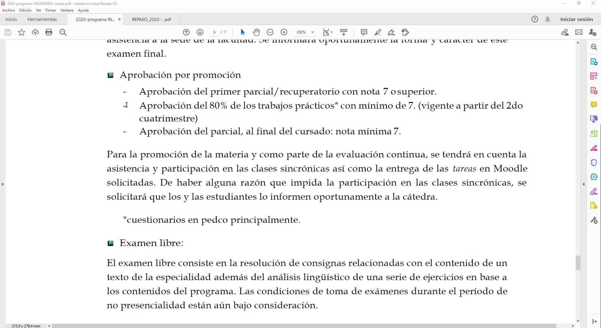 Inglés- Encuentro virtual (Turno Tarde) 2 de septiembre