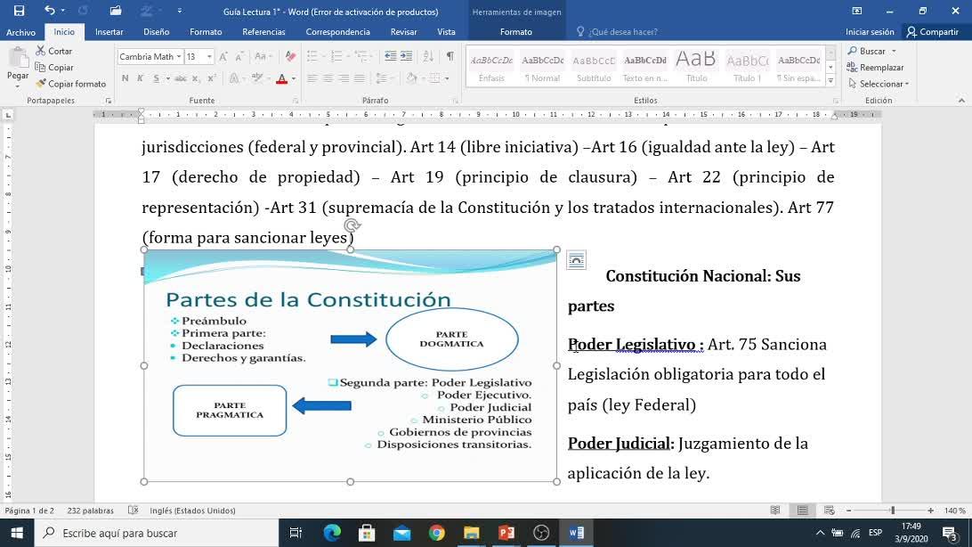 Políticas Públicas y Legislación