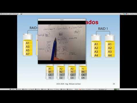 UNCOMA - TUASSL - ASA Almacenamiento 1.8: Tipos de RAID