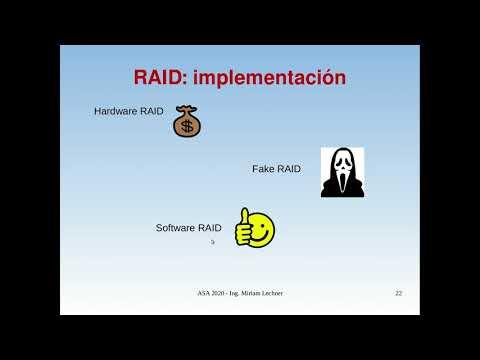 UNCOMA - TUASSL - ASA Almacenamiento 1.9: Linux MD - parte 1